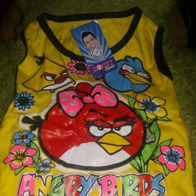 Thanktop Dan Manset Baju Anak