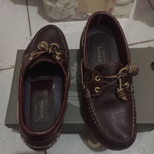 Timberland 帆船鞋(含運)