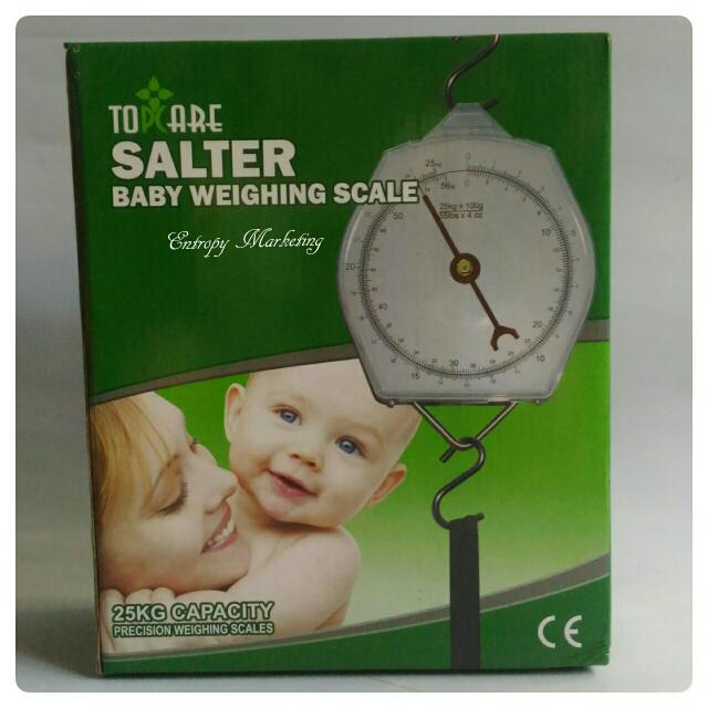 Topcare Salter Baby Weighing Scale
