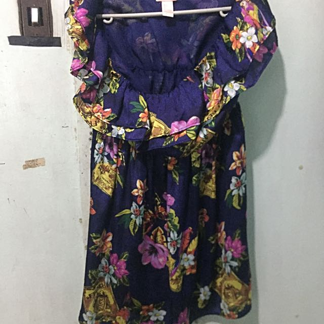 Tude Floral Dress