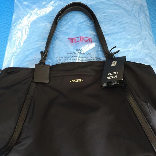 Tumi Tote Bag