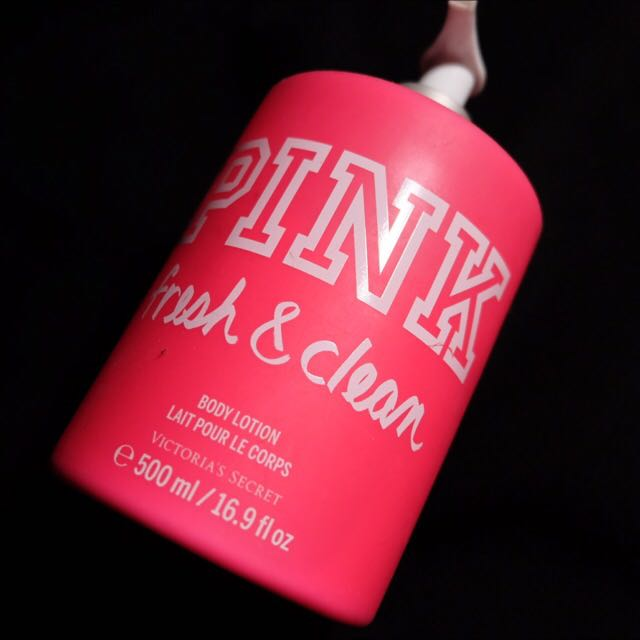 Victoria Secret PINK Fresh&Clean Body Lotion