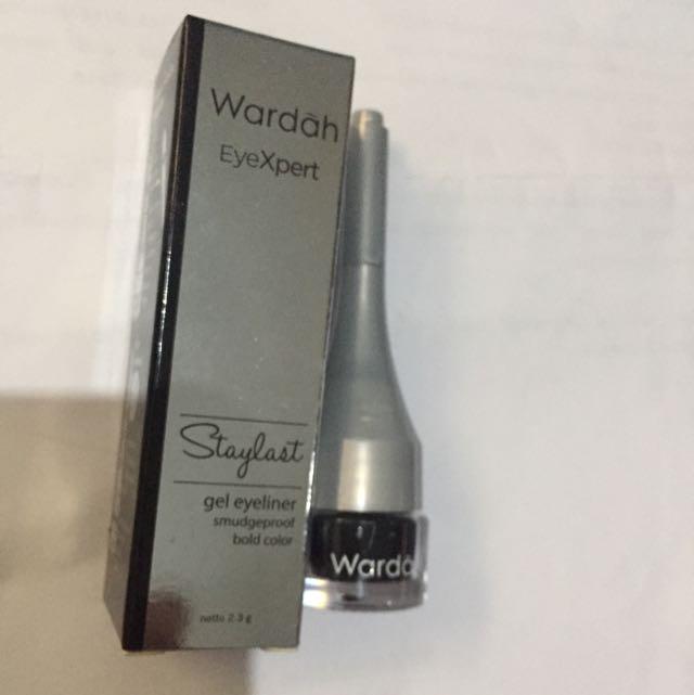Wardah Gel Eyeliner