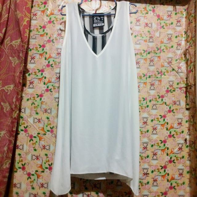 White Dress (pre Loved)