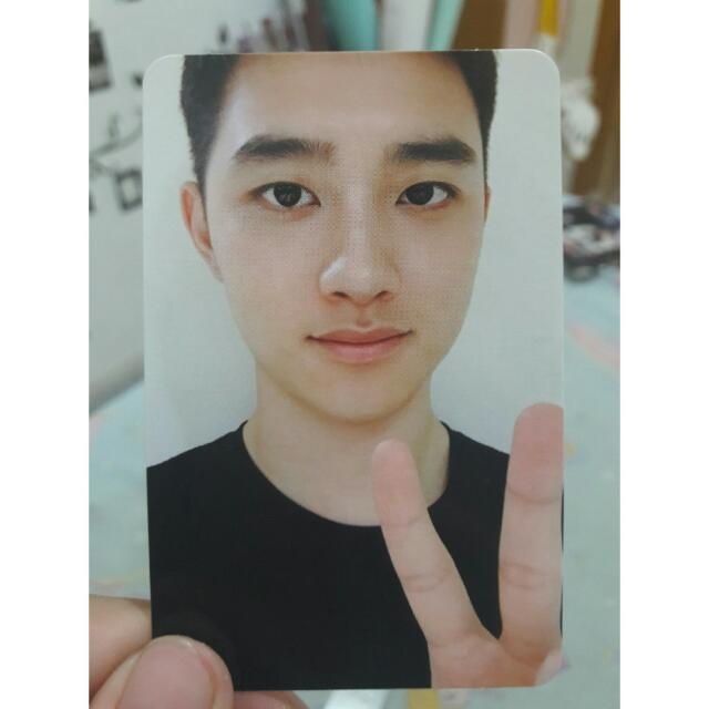 [WTS/WTT] EXO D.O (Kyungsoo) For Life Photocard