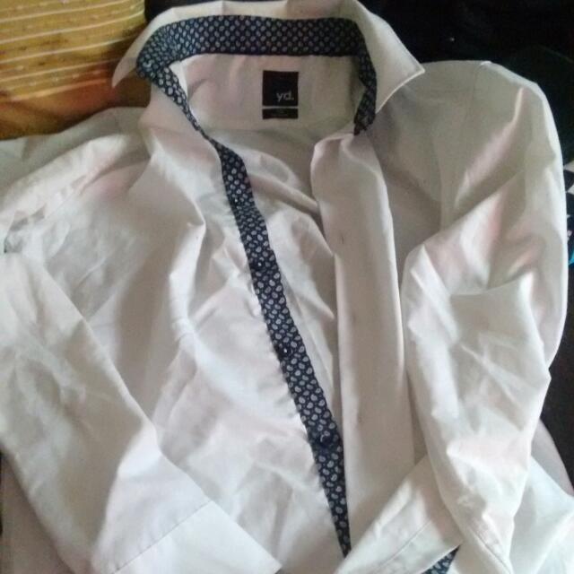 Yd Suit Shirt