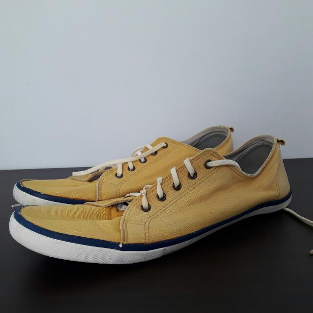 Yellow H&M Shoes