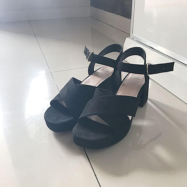 Zara Sandal Heels size 40