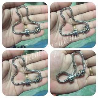 Pandora Bracelet (CHARM NOT INCLUDED)