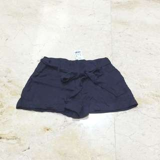 Navy Shorts By Forever21