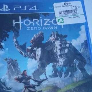 Horizon Zero Dawn Unopened