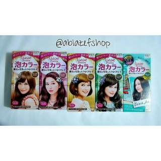Liese Prettia Bubble Hair Dye (Cat Rambut)