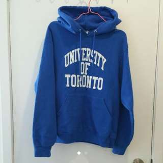University Of Toronto Blue Hoodie