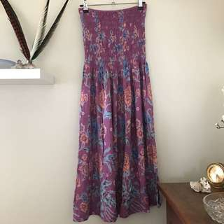 Dress Or Maxi Skirt