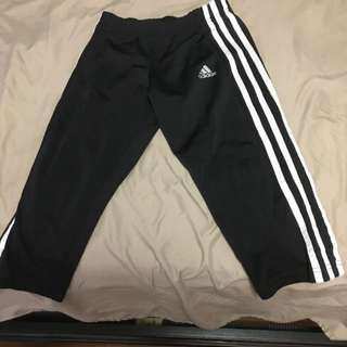 Knee-Length Adidas shorts