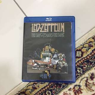Led Zeppelin : The Song Remains The Same Blu Ray