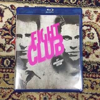 Fight Club 10th Anniversary Edition Blu Ray