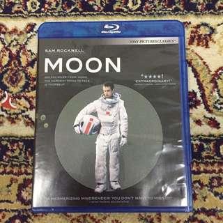 Moon Blu Ray