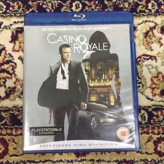 Casino Royal Blu Ray