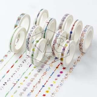 Planner Washi Tape