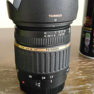 Tamron 17-50mm 2.8 For Canon