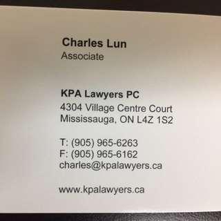 CIVIL LITIGATION LEGAL SERVICES