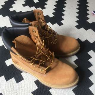 Timberland Women's Boots Size 9