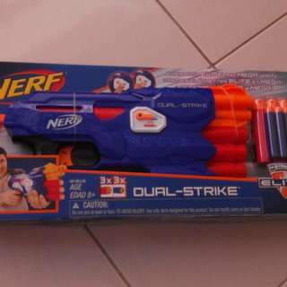 nerf hasbro dual strike #BlackFriday100