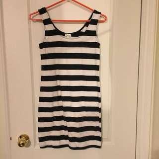 Dynamite Navy Dress