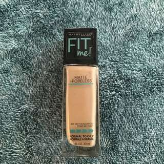 Maybelline Fit Me 220 Natural Beige