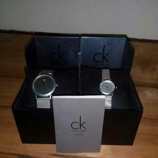 CK對錶含運費