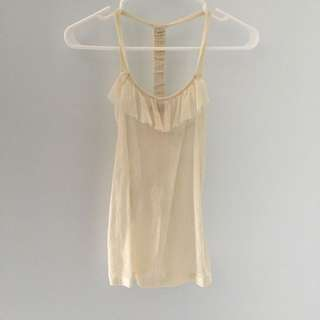 Wet Seal Lace Tanktop