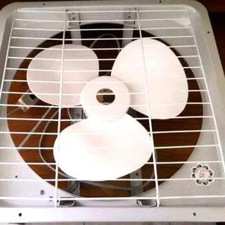[機械跳蚤] 雙燕牌 壁式 通風機 排風扇 吸排風扇 抽排風機 14吋 110V