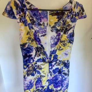 Playsuit Printed Colourful