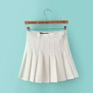 AA百摺裙 安全褲款