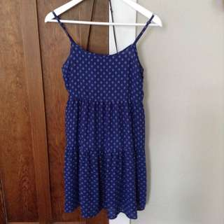 FACTORIE FRILL DRESS