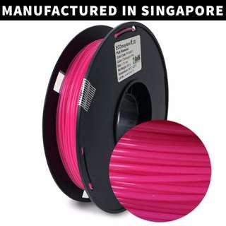 ECOmaylene 3D - PLA 3D Printer Filament | Champagne Pink - 500g