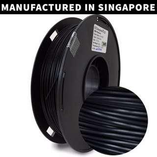 ECOmaylene 3D - ABS 3D Printer Filament | Coffee Black - 500g