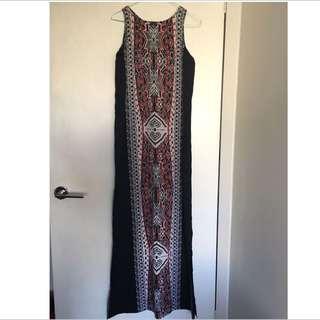 Long/maxi Summer Dress