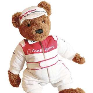 Audi Teddy Bear 泰迪熊