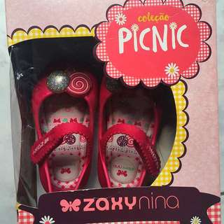 Zaxy Nina (picnic Collection) Lollipop