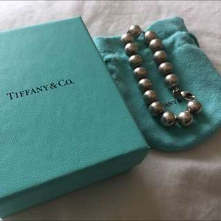 Tiffany & Co bead bracelet