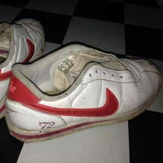 Sepatu nike cortez leather original