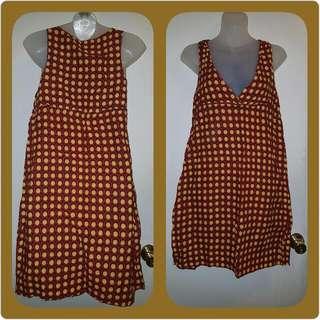 Poko Dotted Dress