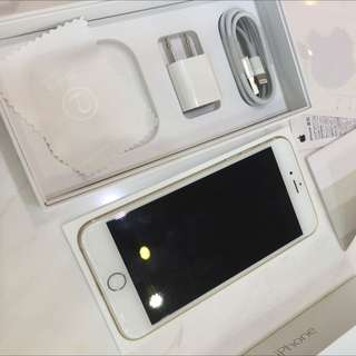 Apple iPhone 6 Plus 64g 香檳金 土豪金