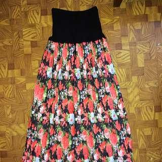 Black Tube Summer Dress