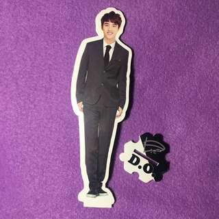 EXO D.O standee