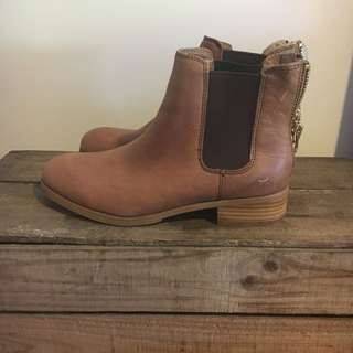 Windsor Smith Brown Boots