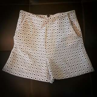 Mango Highwaist Shorts