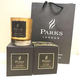 Parks London candle